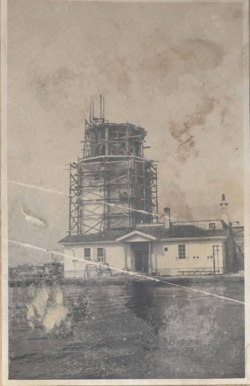 1943, Maiden's Tower / Kız Kulesi #istanbul #documentary #photography #istanlook