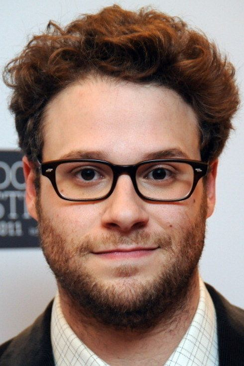 Seth Rogen picked some raspberrries for you. | 23 Pictures That Prove Glasses Make Guys Stupidly Hot