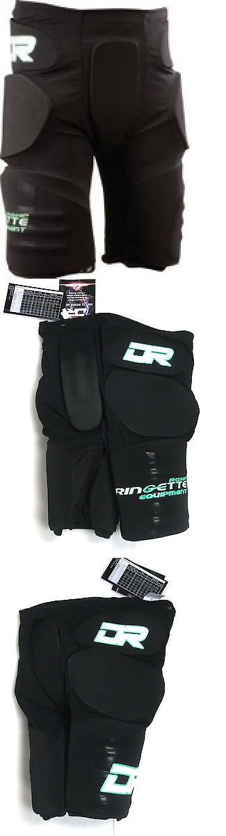 Other Hockey Goalie Equipment 79765: New Dr Girdle Referee Inline Hockey Xl Field Lacrosse Goalie Pants Ringette -> BUY IT NOW ONLY: $49.99 on eBay!