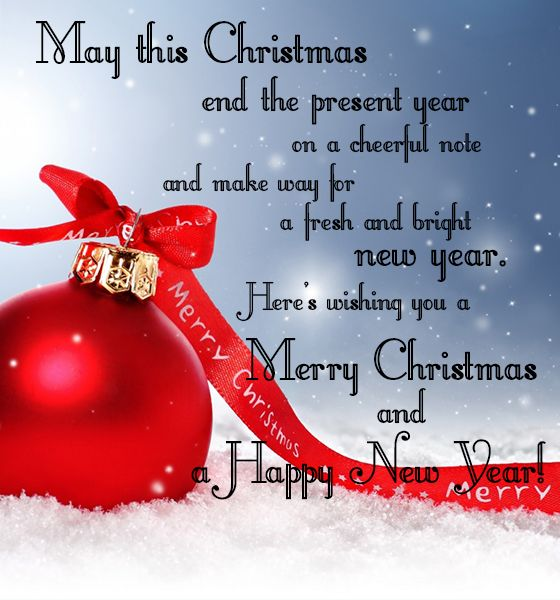 sample christmas message  we have inspirational happy