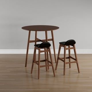 Simple Living Axel Mid-century Modern 30-inch Bar Stool (Set of 2) | Overstock.com Shopping - The Best Deals on Bar Stools