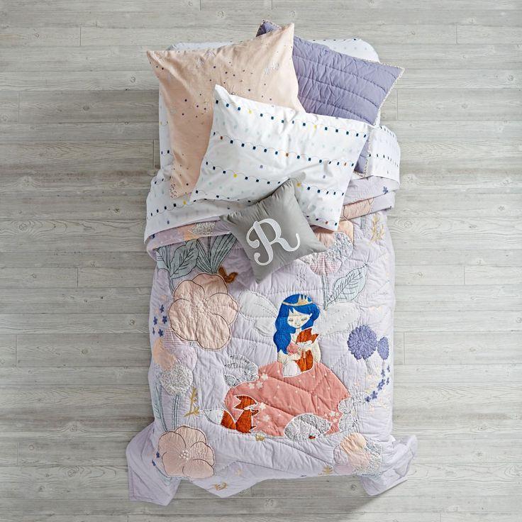 Fairy Princess Quilt (Full-Queen)
