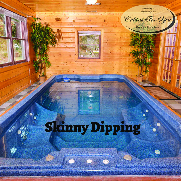 with es in pool springs gatlinburg resort sevierville paradise elk cabins cabin swimming indoor