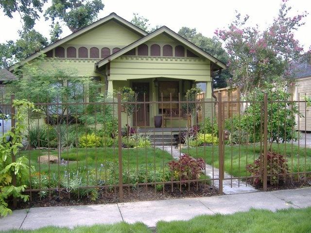 Heights Garden In Houston.