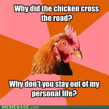 anti-jokes: Laughing, Memes, Anti Jokes, Antijok Chicken, Funny Stuff, Humor, Antijokes, Anti Jok Chicken, Jokes Chicken