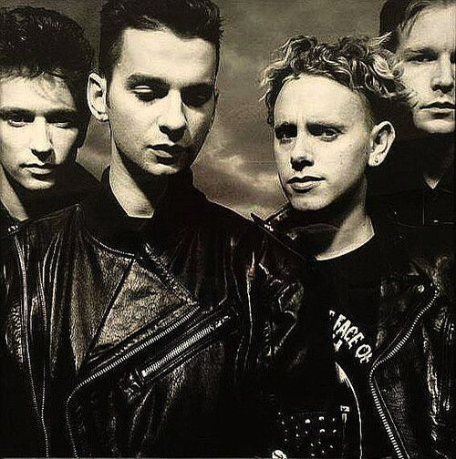 "~Depeche Mode ~† 80"" s Icons †"