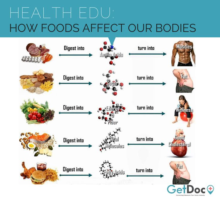 Do you know everything you eat will affect your body? www.GetDoc.my | Easier and Faster Way to Find Your Nearby Doctor. Anytime. Anywhere.