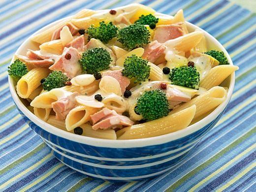 Námořnický brokolicový salát - Recepty na každý den