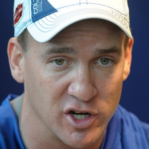 Happy Birthday Peyton Manning! He turns 37 today... March 24, 2013.