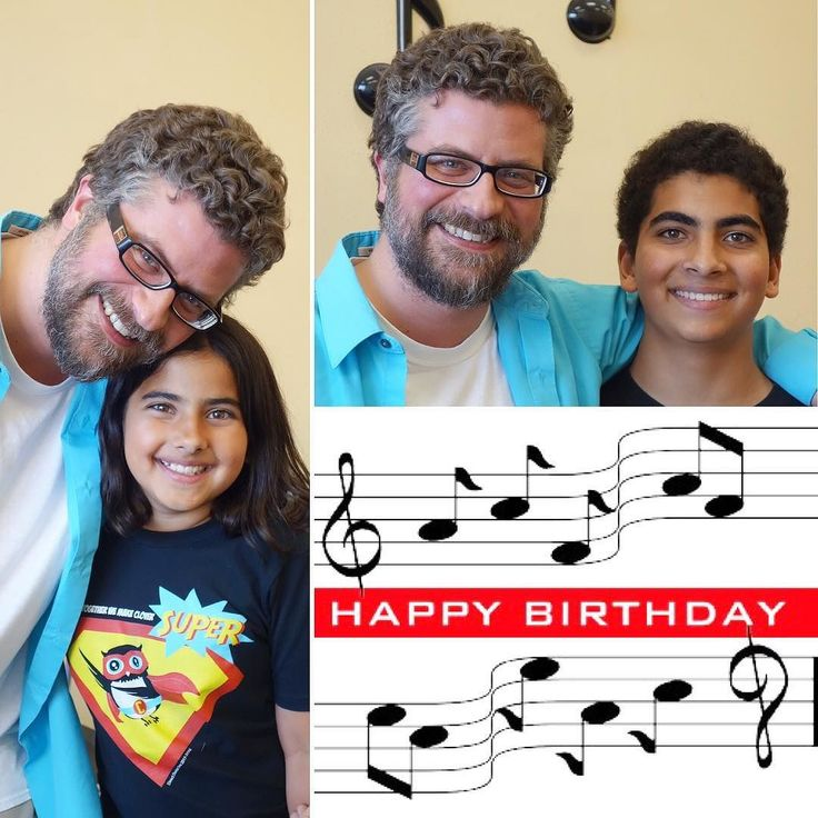Today is Teacher Matthew's Birthday!  He's known these teens since they were just little babies!  His #dedication to #earlymusiceducation is unmatched & I'm very proud to be his partner.  Happy Birthday Matthew!#toddletunes #musicclassesforkids #allages #losangeles #freetrialclass #twitter