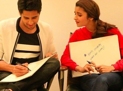Alia, Sidharth And Fawad Took The BFF Test And Failed Spectacularly