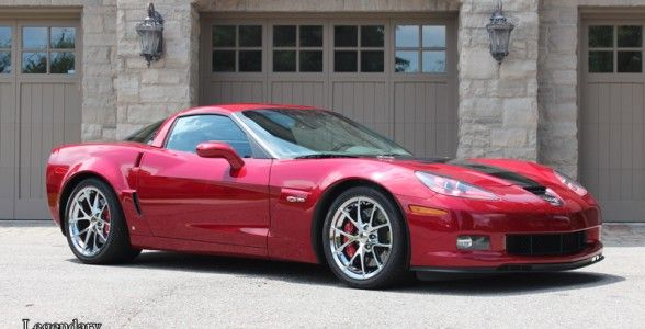 2008 Corvette Z06 Wil Cooksey Limited Edition for sale
