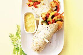 Tortilla kip-ananas - Recept - Allerhande