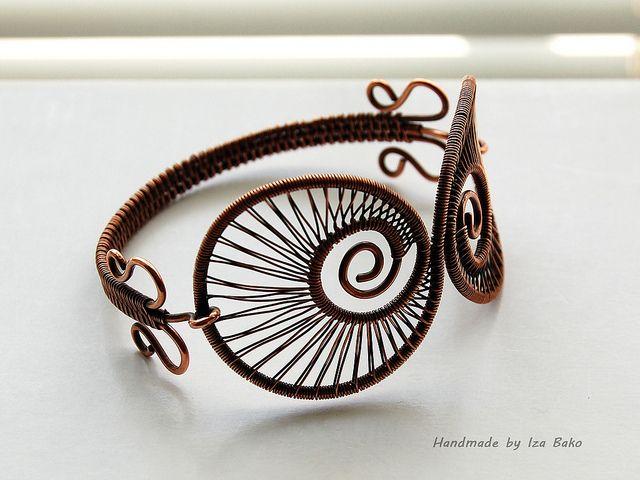 Nautilus Bracelet 2 by izabako, via Flickr