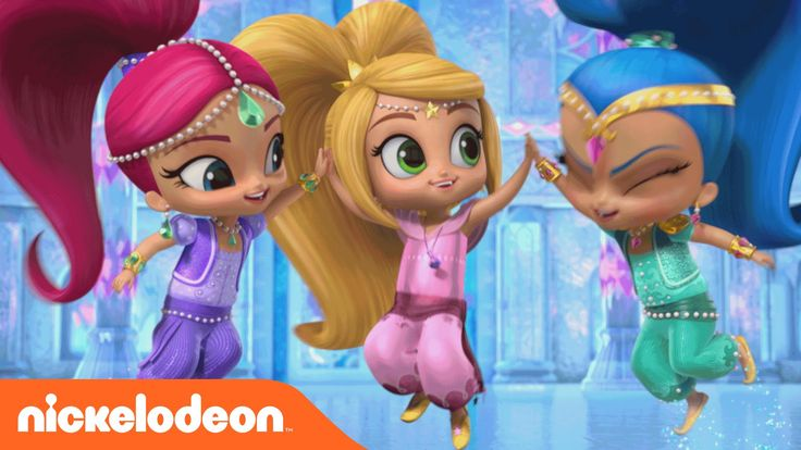 Shimmer and Shine | Friendship | Music Video | Nickelodeon