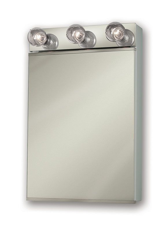 Photos Of Styleline II x Surface Mount Lighted Medicine Cabinet