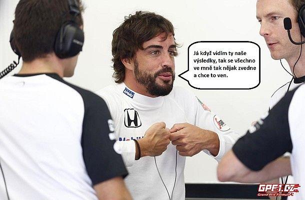 GP Bahrajnu 2015 - Co v tiskových materiálech nebylo