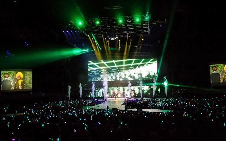 Drax Produktion: Otro Gran Concierto de K POP!