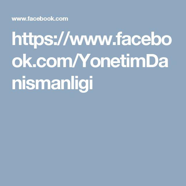 https://www.facebook.com/YonetimDanismanligi