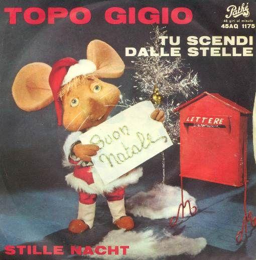 Topo Gigio - Tu Scendi Dalle Stelle - Stille Nacht