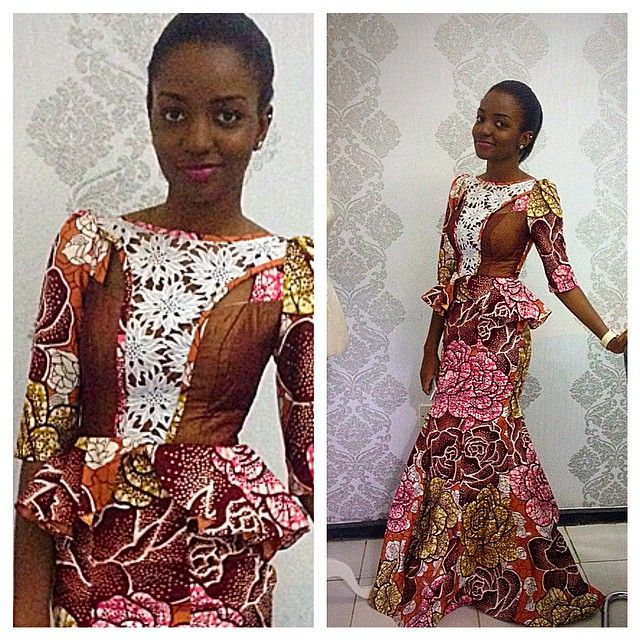 Tastefully Unique Ankara Styles Feel The Beauty Of Different Styles And Designs Of The Ankara