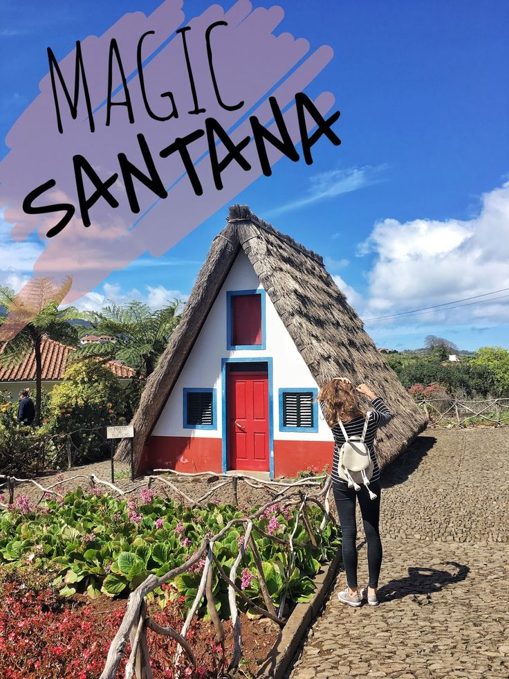 All about beautiful travel destination Santana in Madeira. My tips for going there ASAP! :) www.ejnets.com #blogger #czechblogger #travel #santana #madeira #portugal #traveltips