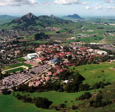Finally, there is only one Cal Poly. (Pomona who?) | 30 Signs You Went To Cal Poly San Luis Obispo