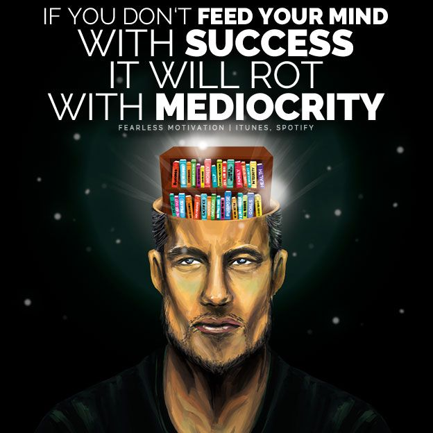 Feed Your Mind With Success Motivational Speech Motivational