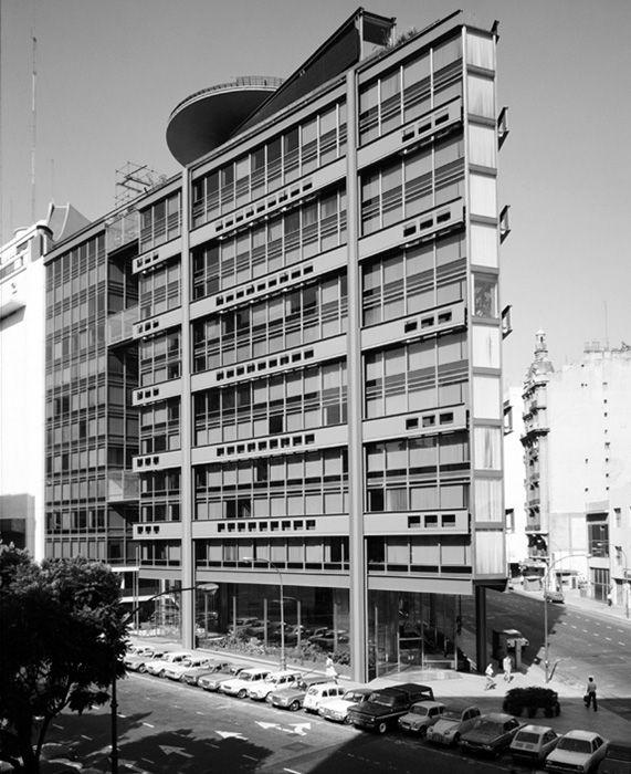 Edificio Somisa, Argentina 1966-1977 .