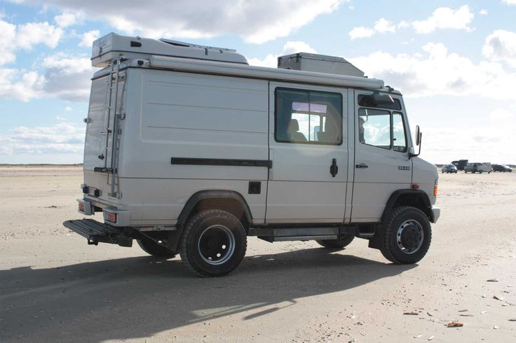 mercedes vario 4x4 camper camping trips pinterest mercedes 4x4 campers and search. Black Bedroom Furniture Sets. Home Design Ideas