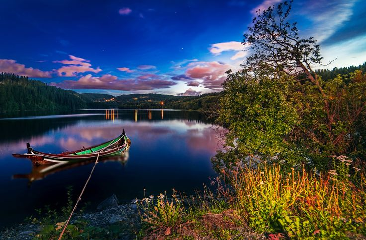Jonsvatnet Trondheim by Aziz Nasuti on 500px