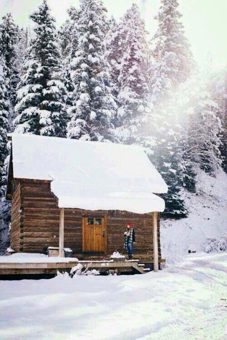 918 best Cabin in The Woods . . . images on Pinterest | Wood homes ...