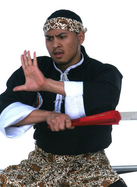 Indonesian Martial Arts - Silat. Silat in it's various forms is a great interest of mine. From a self-defence point of view I like the way they emphasis attacking the attacking limb rather than blocking and then counter-attacking.