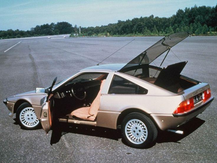 3-seater Talbot Matra Murena | 4 | Pinterest | Talbots