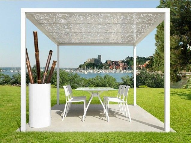 Gazebo da giardino (Foto) | Design Mag