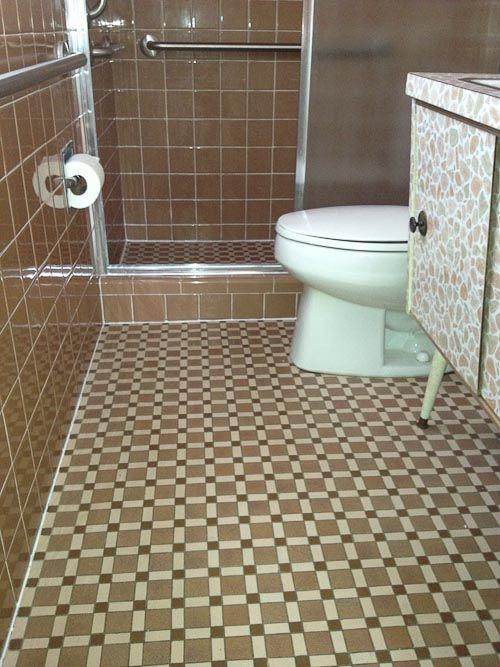 115 best 1960s bathroom images on pinterest 1960s for Bathroom remodel 1960s