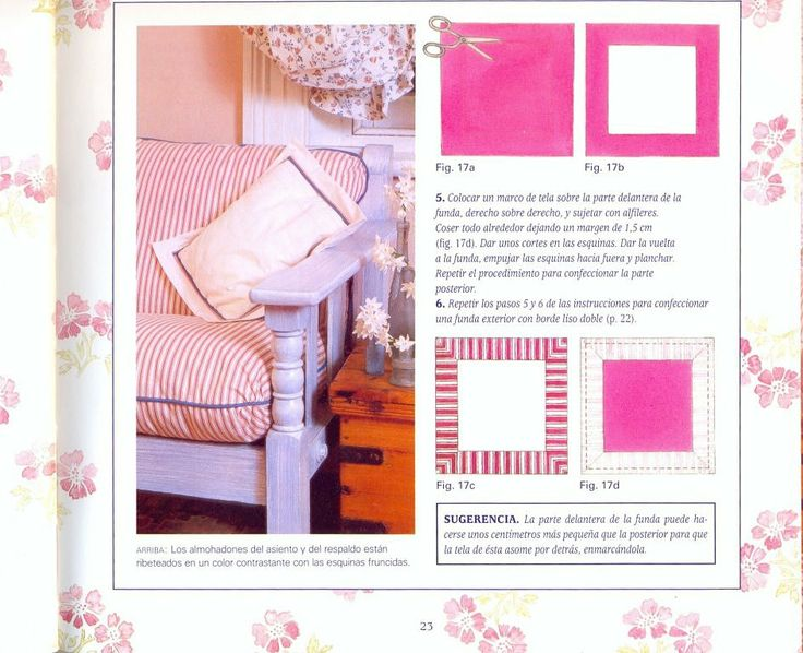 8 best tutorial cojines images on pinterest cushions - Como hacer cojines ...