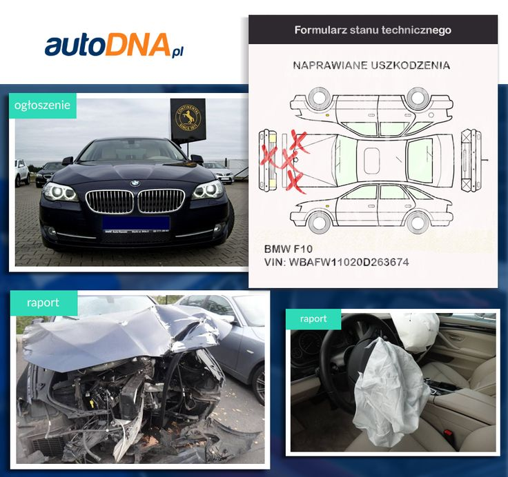 Baza #autoDNA- #UWAGA! #BMW 5 #F10 https://www.autodna.pl/lp/WBAFW11020D263674/auto/3173d9c52258162acad03cdc5775cceeb6de65fd