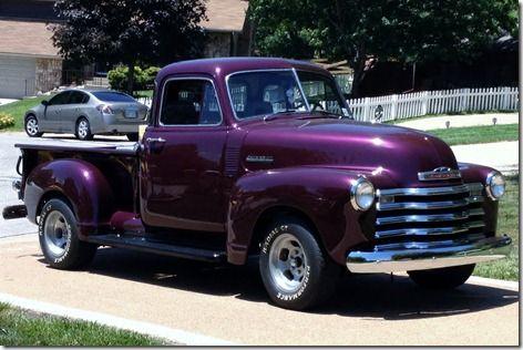 1949 Chevrolet Truck                                                                                                                                                                                 More