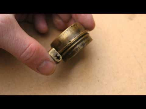 ▶ How to Make Your Own Steampunk Eye Patch - YouTube