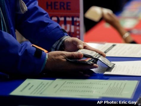 U.S. Supreme Court Allows Texas Voter ID Law For Upcoming Election  -------------------------------------------------- The law was struck down by a federal judge last week, but a federal appeals court had put that ruling on hold. The judge found that roughly 600,000 voters, many of them black or Latino, could be turned away at the polls because they lack acceptable identification. Early voting in Texas begins Monday.