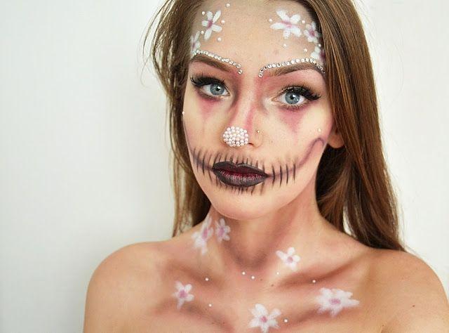 My blog:http://beautydorczi.blogspot.com/2017/10/halloween-makeup-makijaz-na-halloween.html
