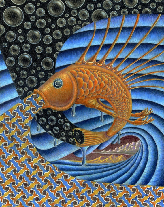 17 Best images about Fishing Art on Pinterest | Fishing ...