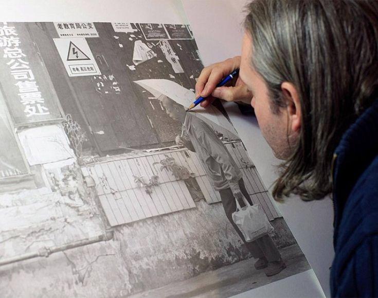 Шотландец Пол Кадден вывел искусство гиперреализма на совершенно новый уровень.