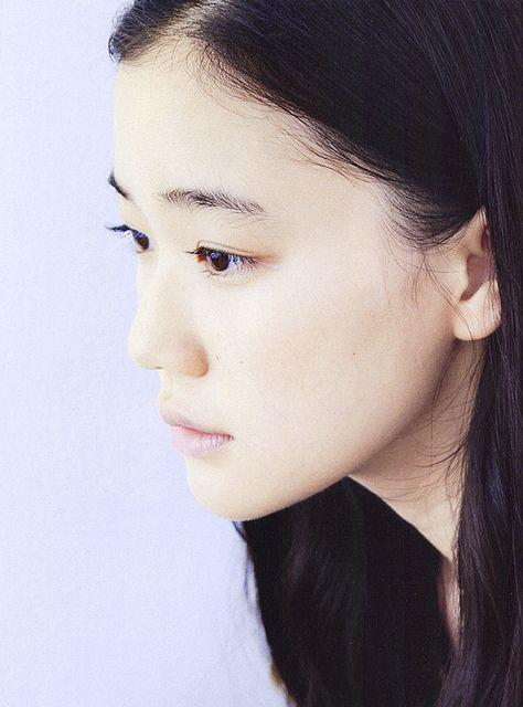 蒼井優 あおい ゆう Aoi Yu - reflective & sweet face.