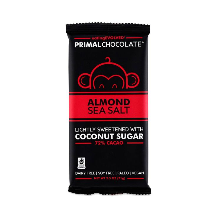 We've nestled organic sprouted almonds and sprinkled pink Himalayan sea salt into our signature 72% cacao.  This is truly a salty/sweet combination that will leave you wishing you ordered 10 more bars!