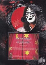 CD KISS Psycho Circus video bonus In Your Face Ace Frehley 1998 Mercury