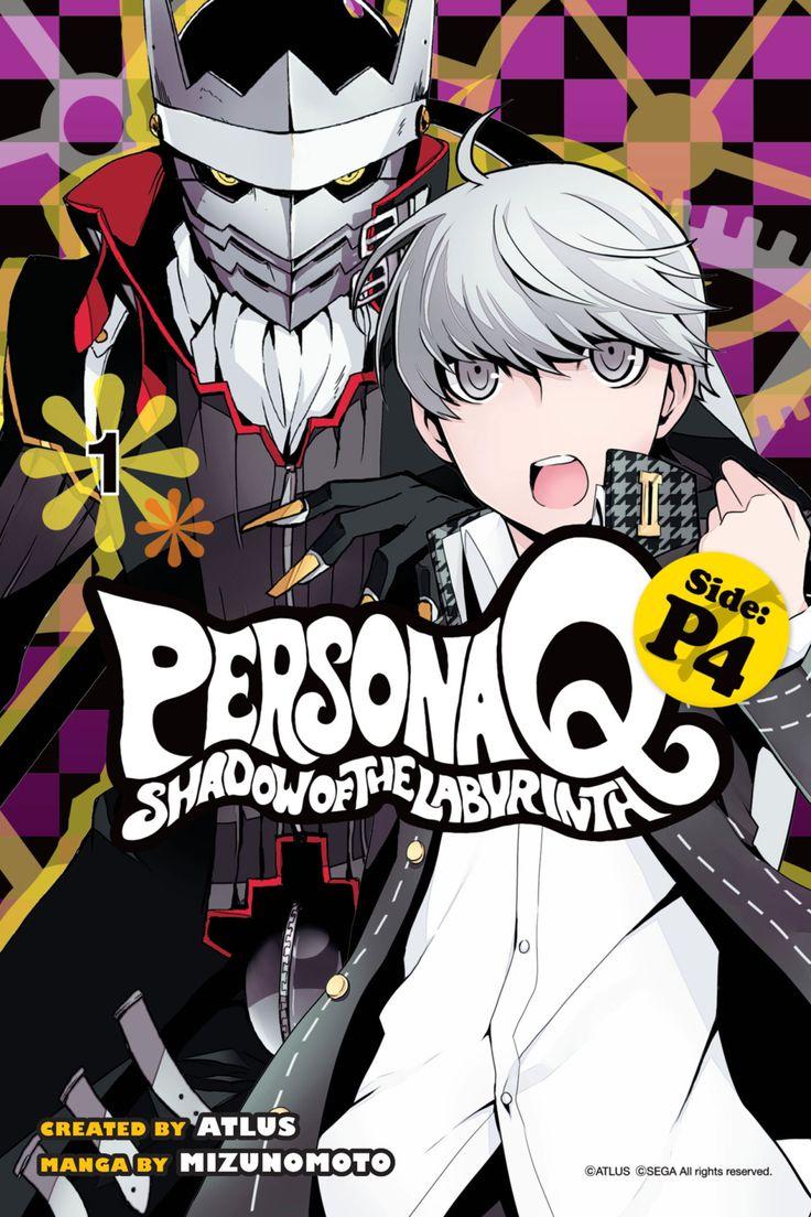 El Manga Persona Q - Shadow of the Labyrinth - Side:P4 finalizará el 24 de febrero.