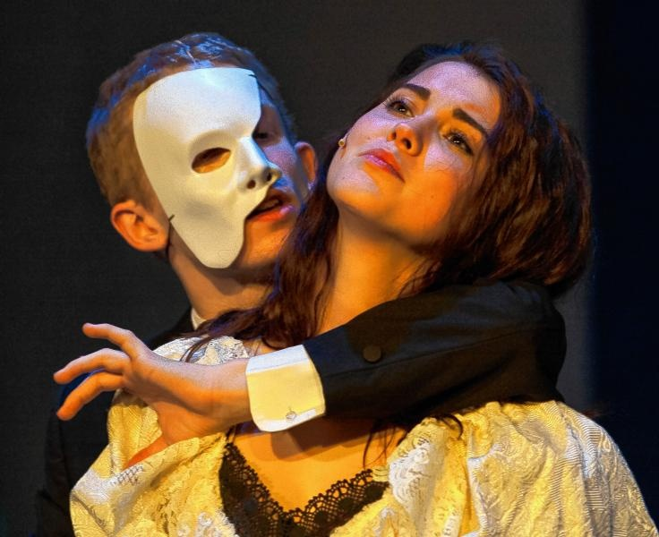 In Concord debut, 'Phantom of the Opera' promises musical thrills | Concord Monitor