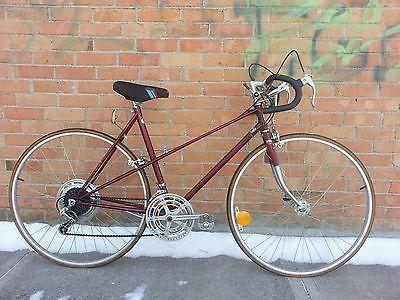 Miyata Mixte Road Bicycle Shimano 600 Araya SR. $125+75. 121713